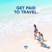 INDEPENDENT TRAVEL REP/NO EXPERIENCE NECESSARY