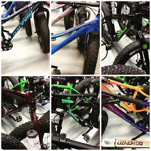 FAT BIKES ON SALE!!