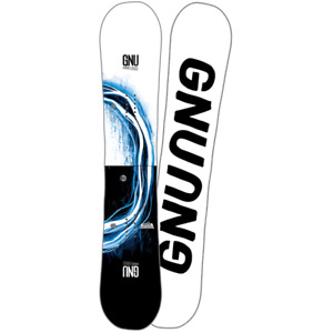 Snowboard in great condition - 161 GNU Riders Choice 2018