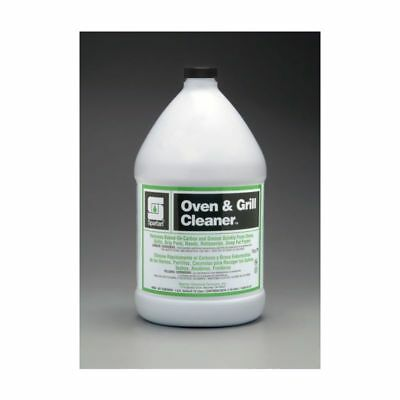 Spartan Oven And Grill Cleaner Gallons 4 Per Case