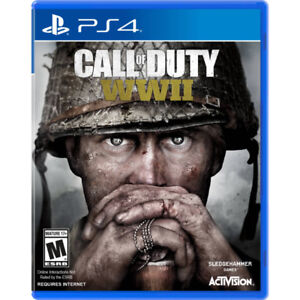 PS4 Call of Duty: WWII (CHEAP)