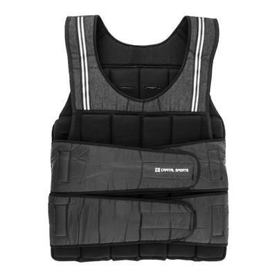 *B-WARE* Gewicht Kraft Ausdauer Schnelligkeit Training Weste Weightvest 20 KG