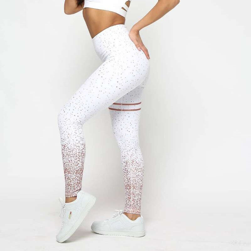 50efaa597a6 Details about Yoga Pants Women High Waist Leggings Sport Fitness Gym Booty  Stretch