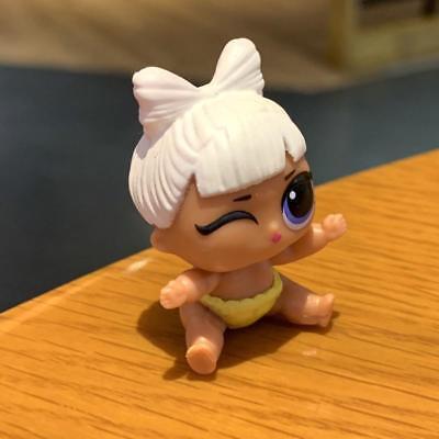 LOL Surprise Doll LIL SUITE PRINCESS Glam Club Eye Spy Series 4  Sister - Lil Princess