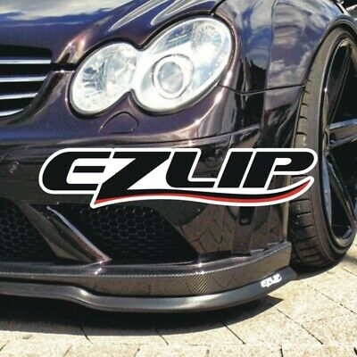 EZ-LIP Spoiler Spoilerlippe Frontspoiler passend für MERCEDES C-Klasse W204