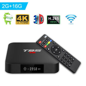 Android TV Box, T95 S1 TV Box 2GB RAM/16GB ROM