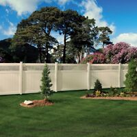 Needing a new fence? Super Pricing Until Sept 15th