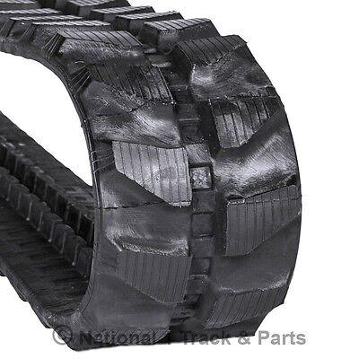 John Deere 35c Rubber Tracks 35d 35zts Mini Excavator Track Size 300x52.5x86