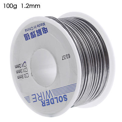 6337 1.2mm Rosin Core Weldring Tin Lead Industrial Solder Wire 100g
