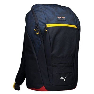 b5f9d436cb56a Puma Men s Red Bull Racing Means One Team Lifestyle Backpack