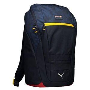 Puma Men s Red Bull Racing Formula One Team Lifestyle Backpack 86e65a9ae2f79