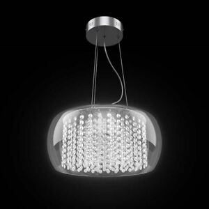 Artika Virtuose LED Pendant with Crystals Light / Chandelier