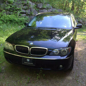 2008 BMW 7-Series Berline