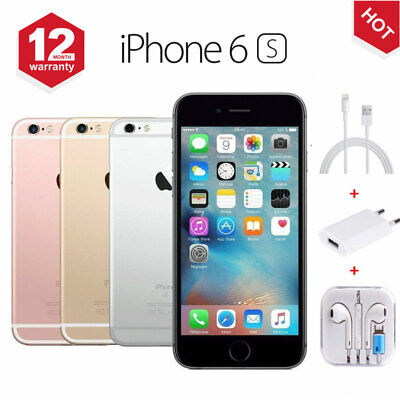 Apple iPhone 6S 16/32/64/128GB Unlocked Smartphone New (other)-UK Seller-On Sale