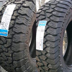 NEW LT285/55/R20 AMP ALL TERRAIN TIRES WINTER RATED