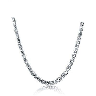 - Solid Platinum 950 Necklace 17