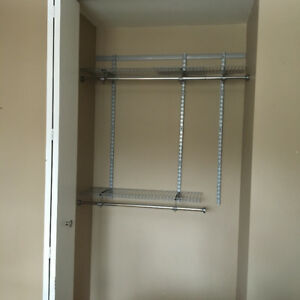 REDUCED- Maximize your closet space and SAVE HUGE!!!