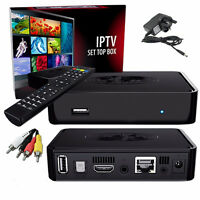 1000+INDIAN LOCAL ENGLISH CHANNELS IPTV MAG 254 SET TOP BOX