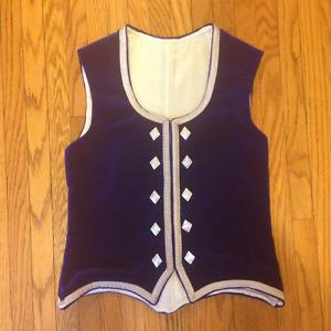 Highland Dance - Vest