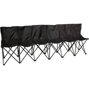 Trademark Innovations-Sports Sideline Folding Chairs