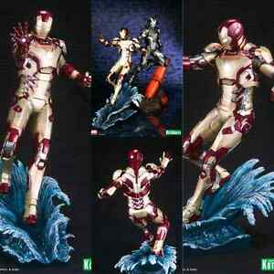 Kotobukiya Ironman ARTFX set West Island Greater Montréal image 1