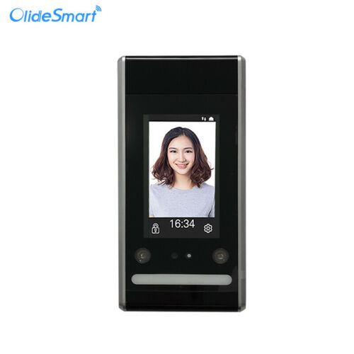 Olide Smart Security Camera Face Recognition Access Control System