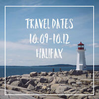 Travelling Photographer - In Halifax