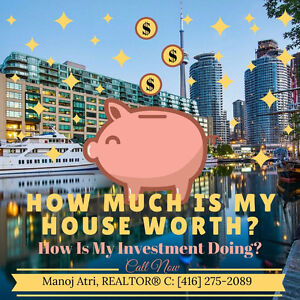 Sell For More - GTA Toronto FREE Home Evaluation