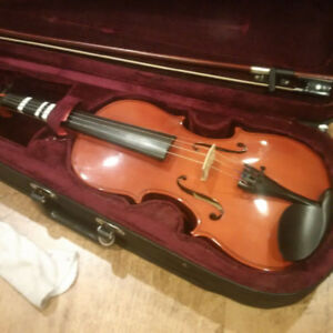 Children's school violin