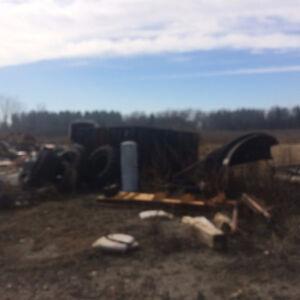 Dump Body 14 ft &mechanisms London Ontario image 3