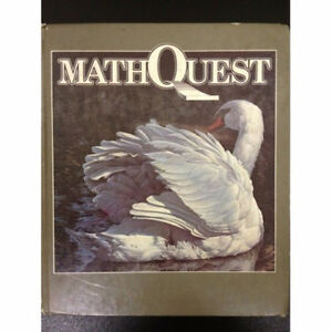 Mathquest 6 hardcover textbook