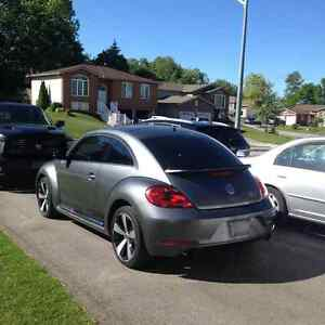2012 Volkswagen Beetle Turbo Beetle Coupe (2 door)