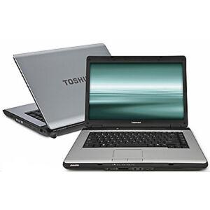 "Toshiba Satellite L305 S5899 Intel T3200 2.0GHz Laptop 15.4"" Wid"