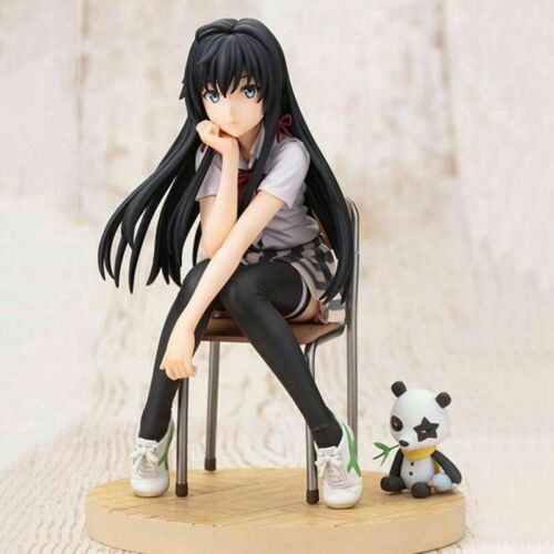 My Teen Romantic Comedy SNAFU Yukinoshita Yukino 1/8 PVC Figure New In Box