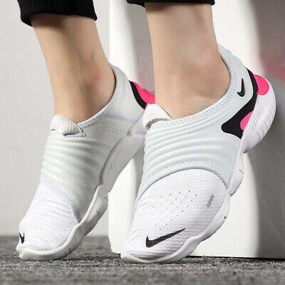 Nike Free RN Flyknit 3.0 Women's Running Trainers UK 7 EUR 41 (AQ5708 401)