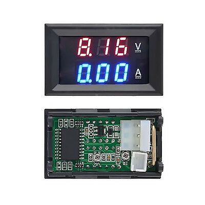 10a Lcd Digital Volt Voltage Watt Current Power Meter Ammeter Voltmeter 2017