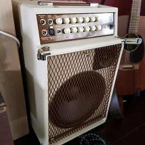 California blonde amp