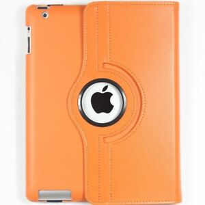 Ipad mini 1,2,3  360 Rotating  Leather Smart Stand Case cover