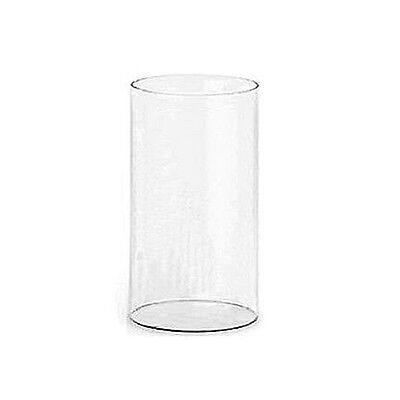 blomus Design Glaszylinder, Ersatzglas Ø 7 cm 88120 zu FARO 65091 Klarglas NEU