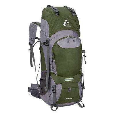 60L Man Woman Outdoor Sports Backpack Camping Hiking Bag Internal Frame Packs