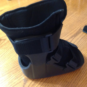 ankle support boot