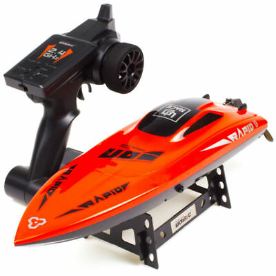 UDIRC 2.4Ghz RC Racing Boat 30KM/H High Speed Remote Control Boat For Adult Kids