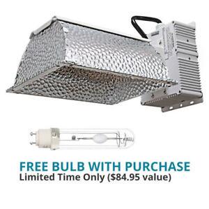315W CMH/LEC Reflector and Ballast + Free Bulb