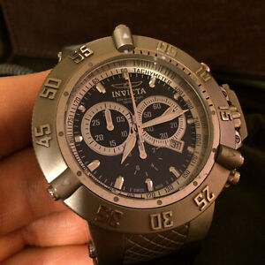Invicta Subaqua Noma III Model 5511 Men's Chronograph Watch