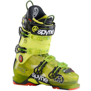 K2 SPYNE 110 Ski Boots Mens Sz 25.5/7.5 Brand New in a Box