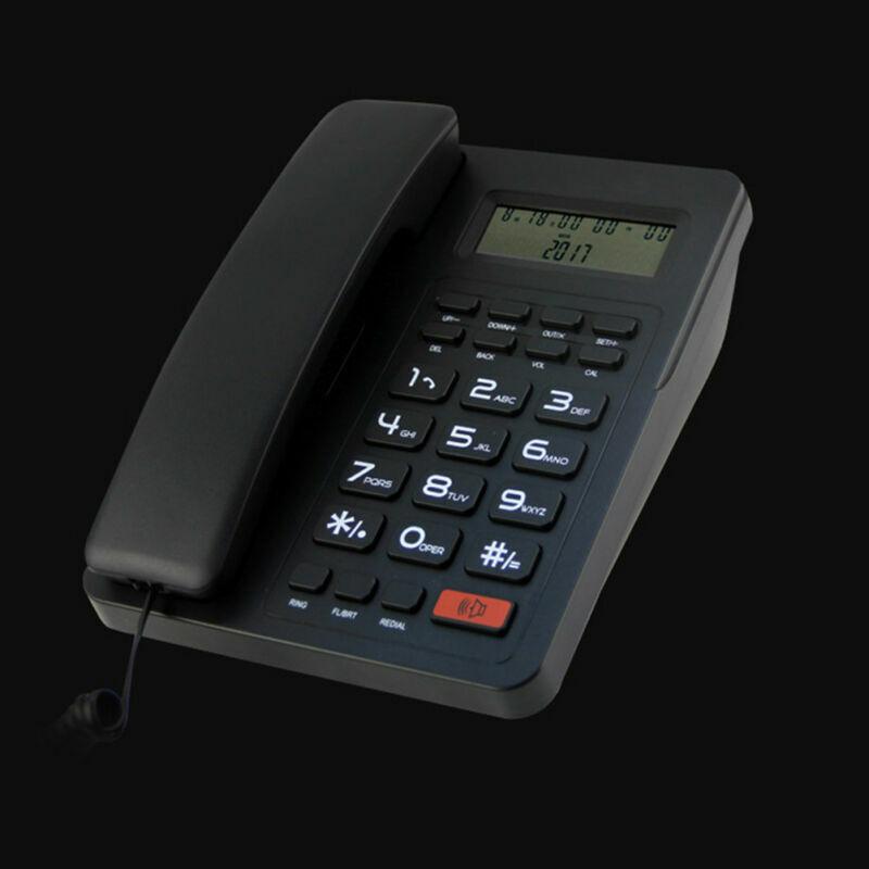 LARGE DESK CORDED TELEPHONE Value Line Landline Home Room Of