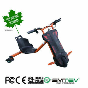 SMTEV™ Smart Drift Electric Drifting Tricycle - SD1