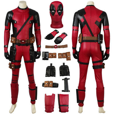 Deadpool 2 Wade Wilson Cosplay Costume Full - Wilson Kostüm