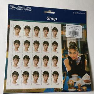 Audrey Hepburn - Legends of Hollywood Stamps *Pack of 20*