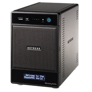 Netgear ReadyNAS RNDP4000 Pro 4 NAS Server Downtown-West End Greater Vancouver Area image 1